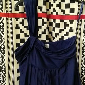WOMENS ONE SHOULDER DRESS